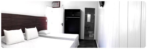 Dormitório Pousada Kepha